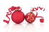 Christmas Bauble Beauty — Stock Photo