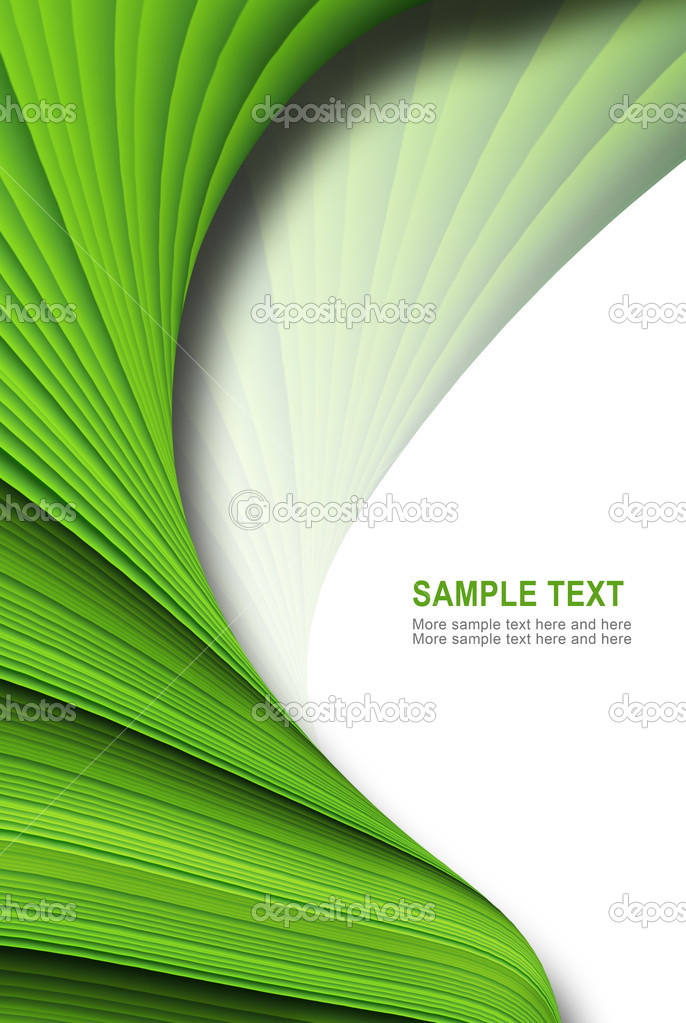 Background green, abstract and interesting. — Stock Photo #2822227