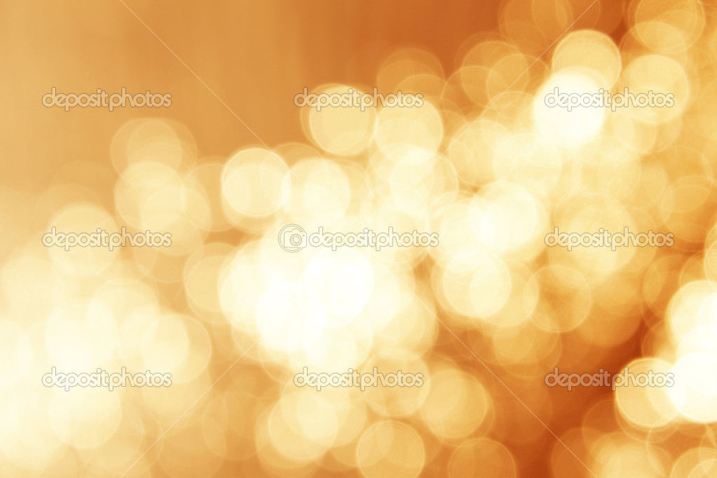Abstract background, warm magic lights, bokeh. — Stock Photo #3080826