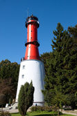 Beautiful lighthouse — Stock Photo