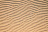 Sand pattern texture — Stock Photo