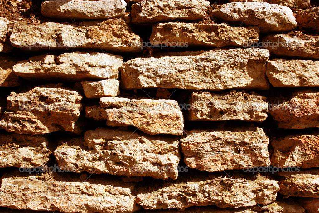 Old brick wall background — Stock Photo #3007212