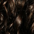 Human hair — Stock Photo