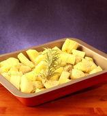 土豆 — 图库照片