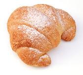 A fresh croissant — Stock Photo