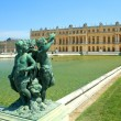Statue in versailles — Stock Photo