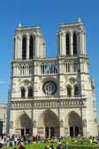Notre dame — Stock Photo