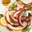 Octopus salad — Stock Photo #3444301