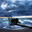 Lake Huron at Dusk — Stock Photo