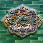 Chinese Dragon Symbol — Stock Photo
