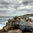 Rocks and Clouds — Stockfoto