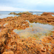 Stock Photo: Rocks Pools