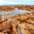 Rocks Pools — Stock Photo