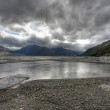 Stock Photo: Glacial Lake