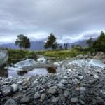 Glacial Lake — Stock Photo #3365843