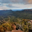 The Blue Mountains - Stock Photo