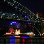 Sydney Harbour bridge — Stock Photo #3369810