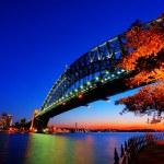 Sydney Harbour bridge — Stock Photo #3369820