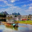 Stock Photo: Yangshuo