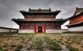 Erdene Zuu Monastery — Stock Photo