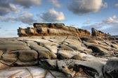 Rocky Ocean Lookout — Stock Photo