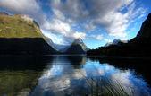 Milford Sound — Stock Photo