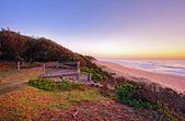 Seascape Dawn — Stock Photo