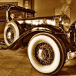 Vintage car — Stock Photo #3370853