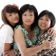 Three sisters having fun — Stock Photo #3372134