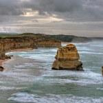 Coastal cliff landscape — Stock Photo #3372919