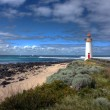 Port fairy lighthouse - Stock Photo