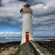Port fairy lighthouse — Stockfoto