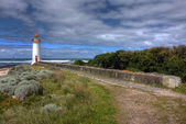 Port fairy lighthouse — Stock Photo