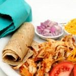 Chicken Tacos — Stock Photo #3007559