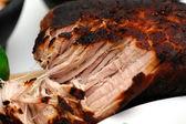 Close-up Of Mexican Pork Carnitas — Stock Photo