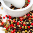 Spicy Rainbow Peppercorns — Stock Photo