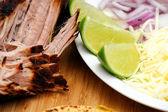 Pork Carnitas — Stock Photo
