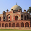 Humayun's Tomb - Stock Photo