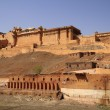 The Amber Fort - Stock Photo