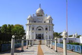 The Gurdwara Rakab Ganj Sahib — Stock Photo