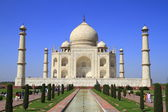 The Taj Mahal — Stock Photo