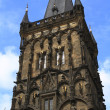 The Prague Powder Tower - Stock Photo