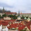 The Prague Castle - Stock Photo