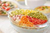 Boeuf Salad — Stock Photo