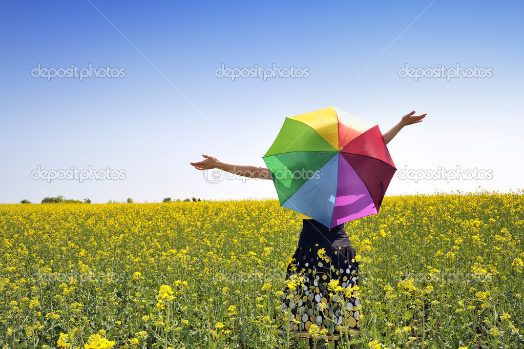 MOTOGP: Italian GP Umbrella Girls 0711 Photo Gallery