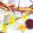 Taking Communion — Foto Stock