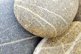 Kulaté kameny Peebleová — Stock fotografie