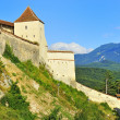 Fortress rasnov - Stock Photo