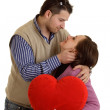 Coupple in love — Stock Photo #2733826