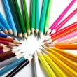 Colorful pencils — Stock Photo #2823921